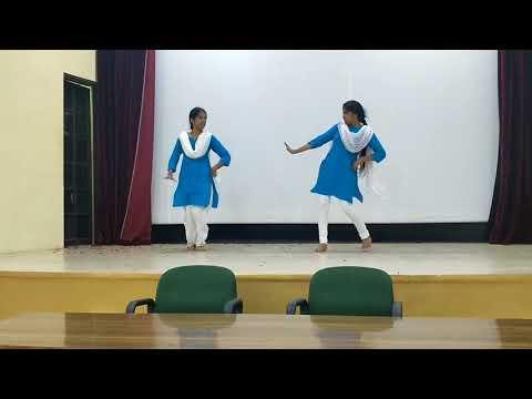 AVIATERS GIRLS GROUP DANCE | CECRI INTRAFACE 2K18