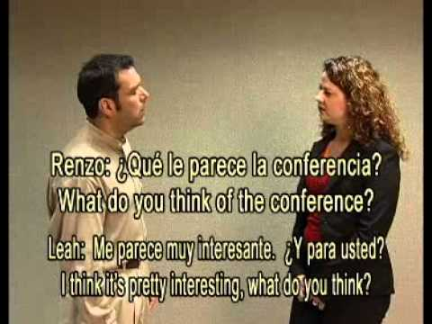 Spanish conversation youtube spanish conversation m4hsunfo