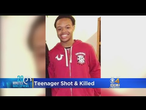 16-Year-Old Killed In Jamaica Plain Shooting On Halloween Night