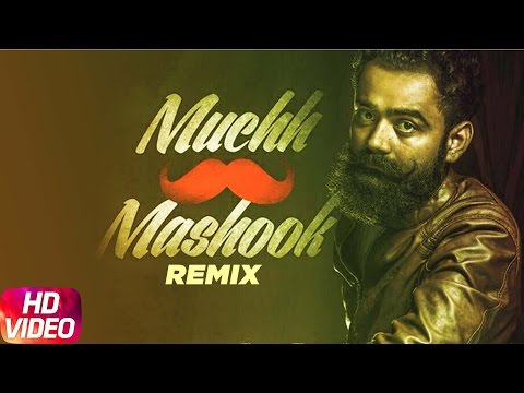 Muchh Te Mashook (Remix Song) | Amrit Maan | Latest Punjabi Song 2016 | Speed Records