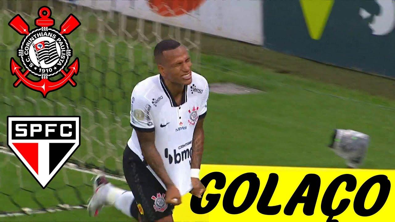 Download Gol Corinthians Otero São Paulo 13/12/2020