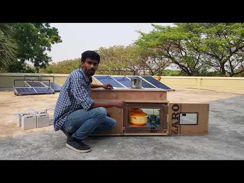 SIX Solar Chulha