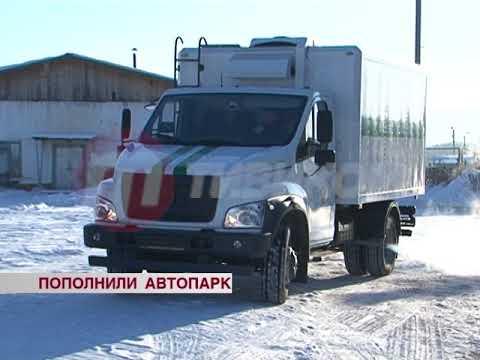 Автопарк УФСИН Бурятии пополнился новыми машинами
