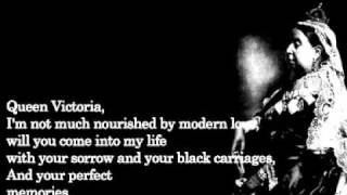 Watch Leonard Cohen Queen Victoria video