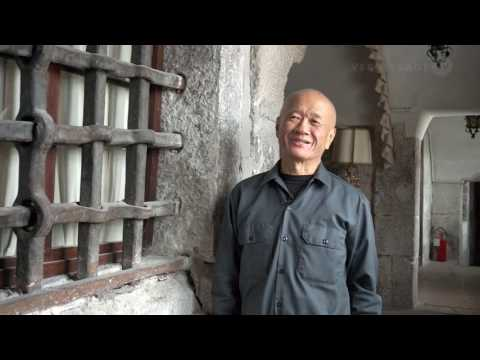 Tehching Hsieh: Doing Time / Taiwan Pavilion, Venice Art Biennale 2017
