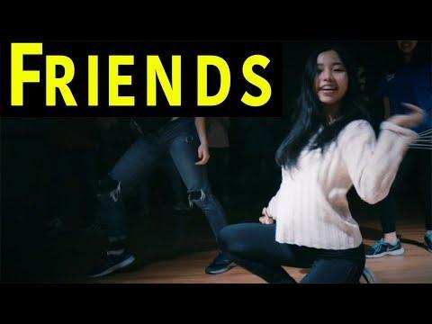 FRIENDS / Marshmello ♥ DANCE Choreography / Jazz Funk @TanzAlex