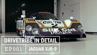 Jaguar XJR-9 | DriveTribe In Detail – Episode 01