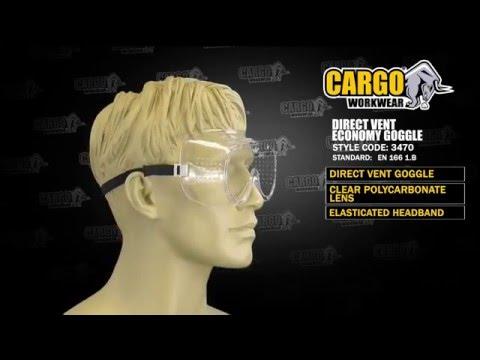 3470 Cargo Economy Goggle
