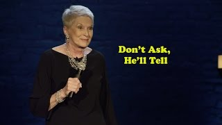 Jeanne Robertson | Don't Ask, He'll Tell