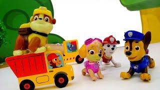 Paw Patrol Videos für Kinder! Wir spielen und lernen