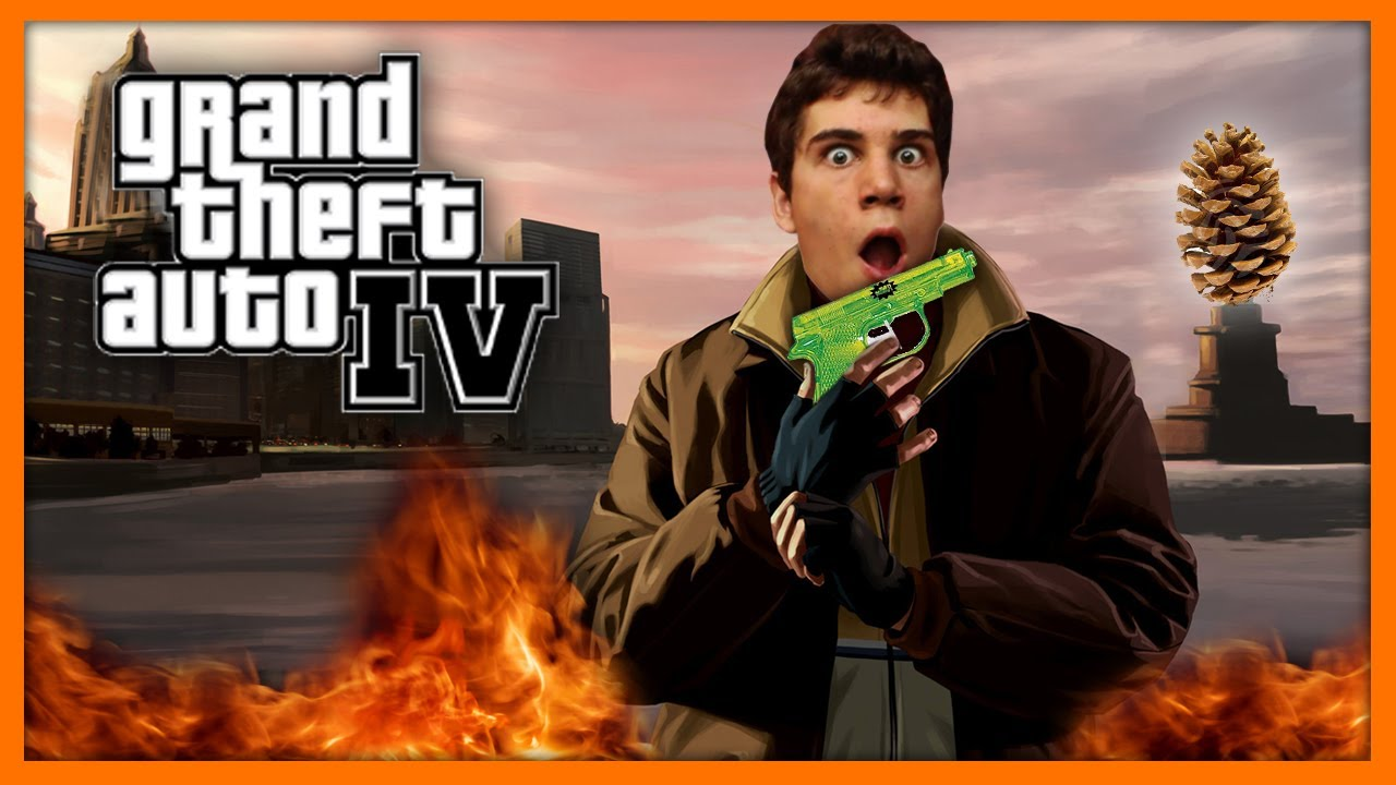 ▻ Grand Theft Auto 4 -  GoGoManTV  ◅ - YouTube 4bacd07834