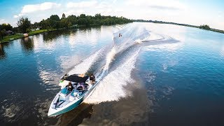 GoPro Wakeboarding Heaven - Vaal River, South Africa