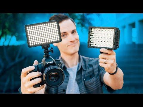 Best Cheap Lighting for YouTube Videos 2018