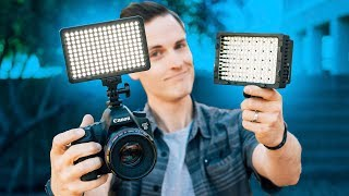 Best Cheap Lighting for YouTube Videos 2018