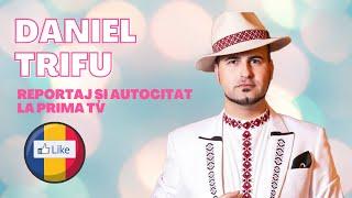 DANIEL TRIFU - Prima TV -  MUZICA LIVE