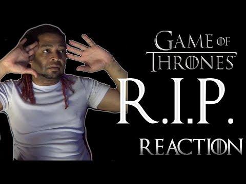 "Game Of Thrones - S07E06 ""Beyond The Wall"" REACTION / REVIEW (Season 7, Episode 6)"