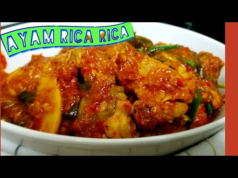 Resep Ayam Rica Rica - YouTube