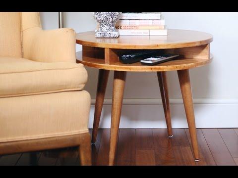 wohnzimmertisch selber bauen tisch selber bauen youtube. Black Bedroom Furniture Sets. Home Design Ideas