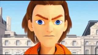 ЛедиБаг и Супер Кот Miraculous Ladybug 5 эпизод Русский дубляж Дисней HD