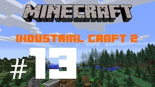 Заменяем ротор на высоте #13 - LP Industrial Craft 2 (второй сезон)