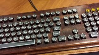Скачать Обзор на мою клавиатуру