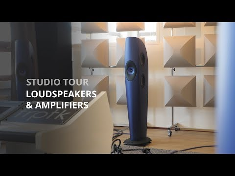 why-we-use-kef-blade-two-speakers-and-hegel-h30-amplifiers---trptk-studio-tour