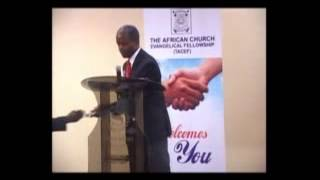 TACEF 2013 Easter Monday Outreach Worship and Professor  Yemi Oshibajo Discipleship class