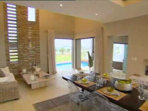 Waterfall estate home featured on top billing full insert for Top ten home builders
