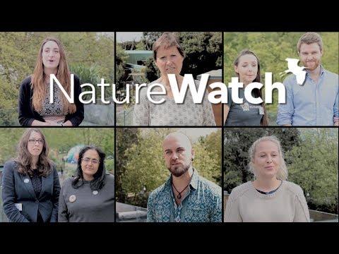 NatureWatch @ Conservation Optimism 2017