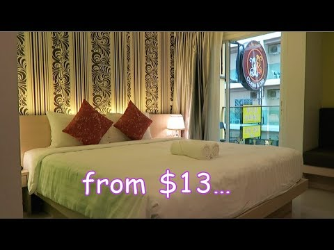 Phuket hotel – Super Cheap from just $13…!!! [Girl Friendly]