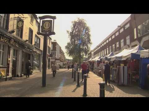 Nuneaton - From Discover Warwickshire