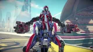 RIGS Mechanized Combat League | TRAILER | #PlayStationPGW