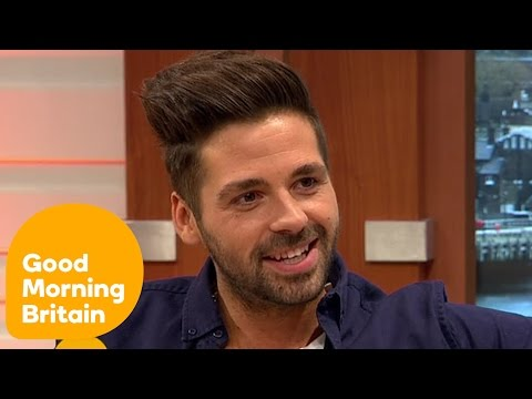 Ben Haenow On Working With Kelly Clarkson | Good Morning Britain