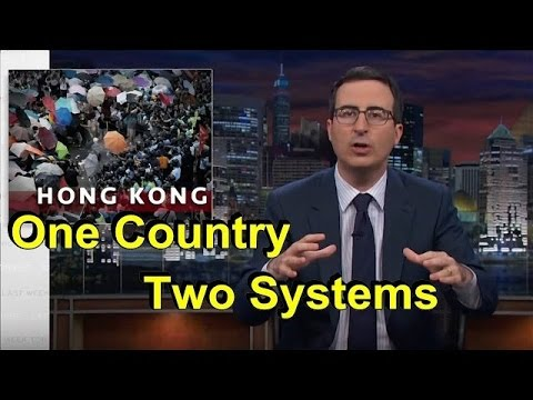 One Country Two Systems - Last Week Tonight with John Oliver
