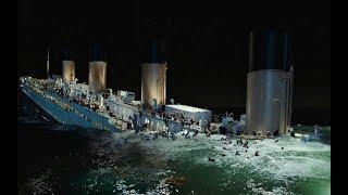 Титаник тонет в реальном времени 2 часа 40 минут