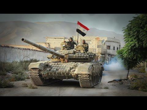 "Syrian Arab Army: Military Song ""Honour Homeland Sincerity"""