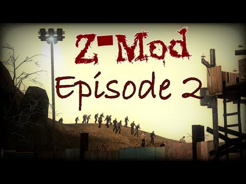 Garry's Mod - Zmod - Episode 2: This Is New!