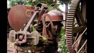 Luginbuhl Sculpture Garden #2