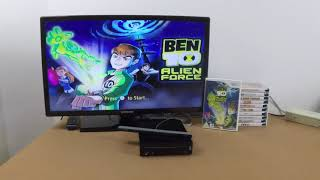 Nintendo Wii - BEN 10 Alien Force
