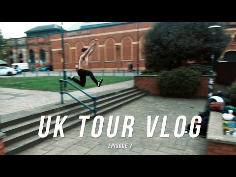 Dangerous Derby + Q & A Answers | UK Tour Vlog 7