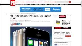 Where to Sell Your iPhone 5s for the Highest Price