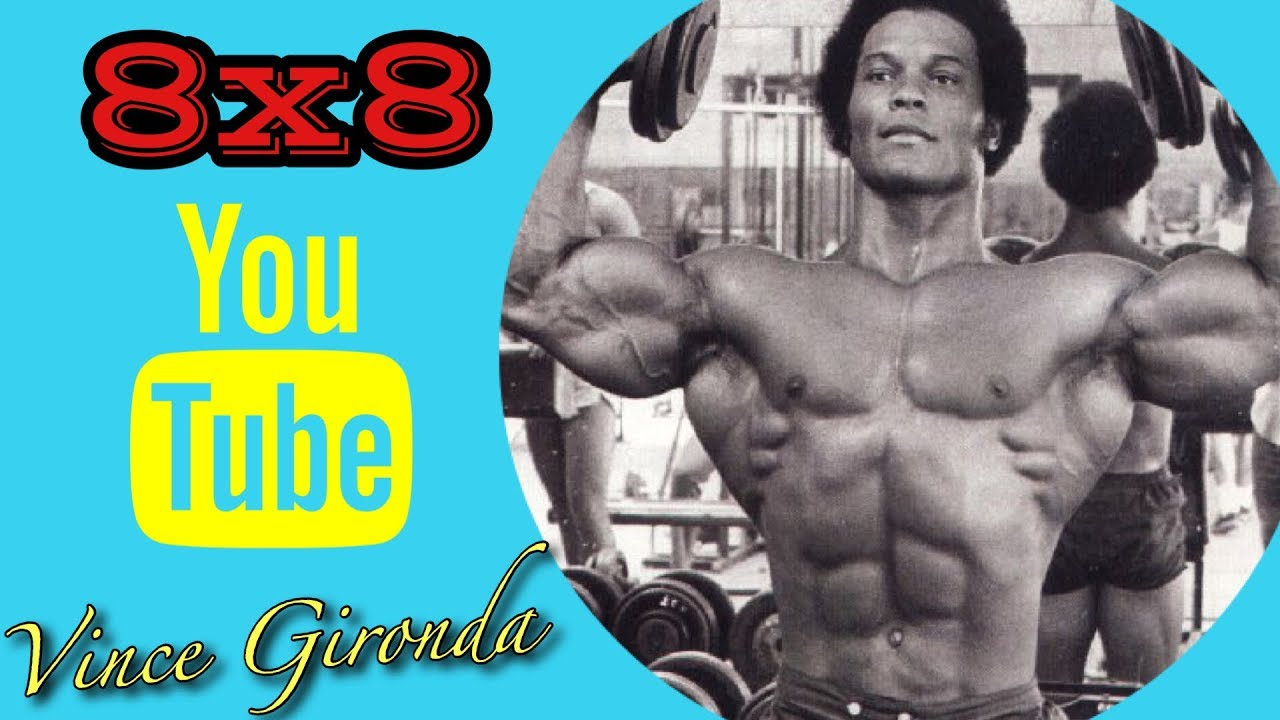 8 Sets of 8 Workout | The Honest Workout | Vince Gironda