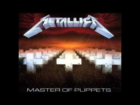 8-Bit: Metallica - Master of Puppets Chiptune!
