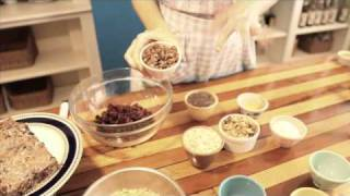Fruit & Nut Bar Baking Demo - Heaven On Main Street