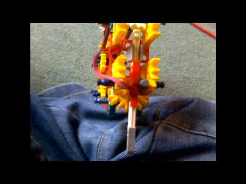 knex gun instructions with magazine