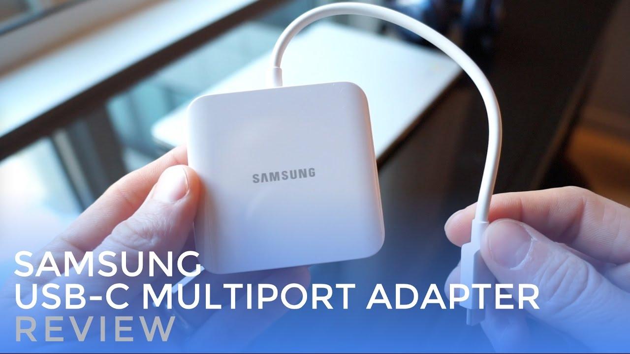 Samsung Usb C Multiport Adapter Review Youtube Flashdisk Atau Flashdrive Otg Type Original