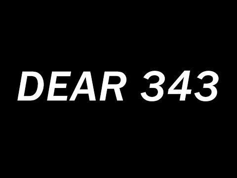 LISTEN: An Open Letter to 343 Industries