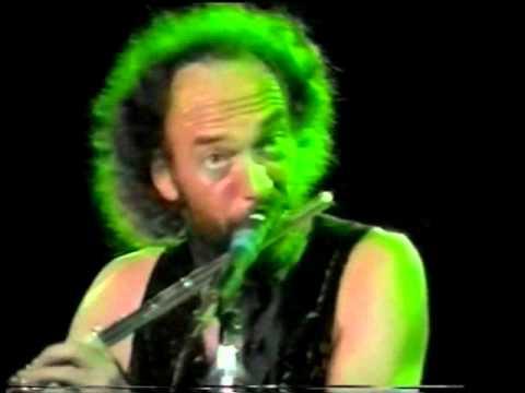 Jethro Tull Farm On The Freeway Live In Istambul 1991 Youtube