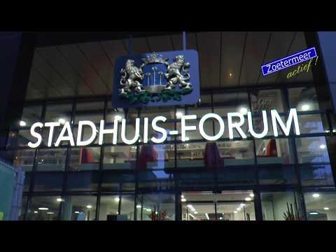Opening stadhuis Forum (25-01-2018)