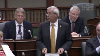 Fedeli says farewell to friend and colleague Clint Thomas